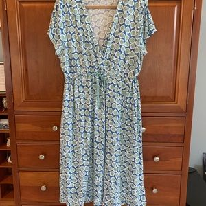 Cotton dress from Boden
